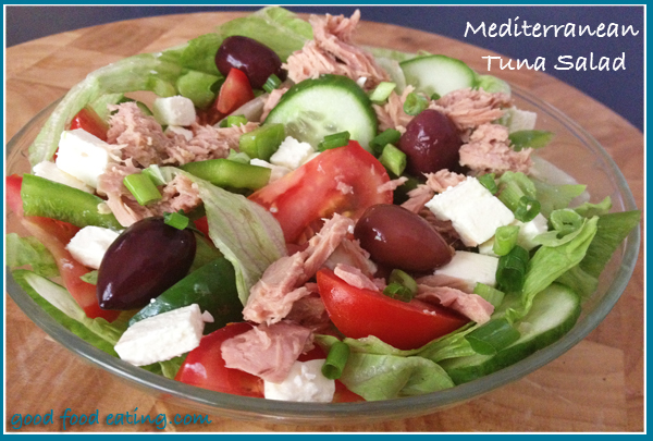 Mediterranean Tuna Salad Cake Ideas and Designs