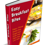 Easy Breakfast Bites Cover