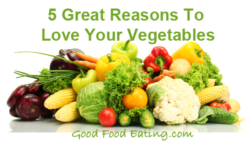 The Power of Green Foods