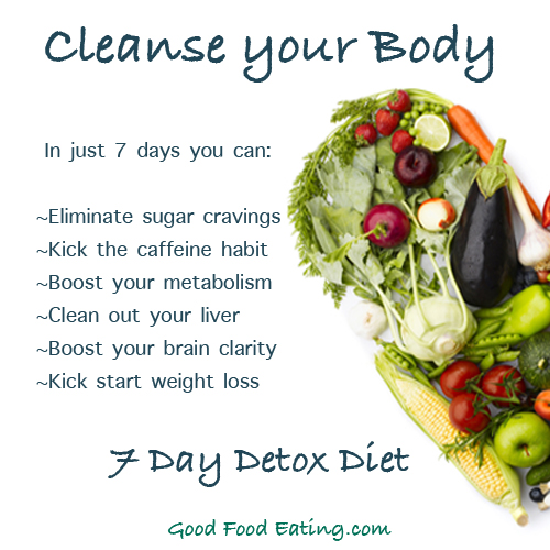 Day+Diet/Cleanse Detox Diet | Colon cleanse | Master
