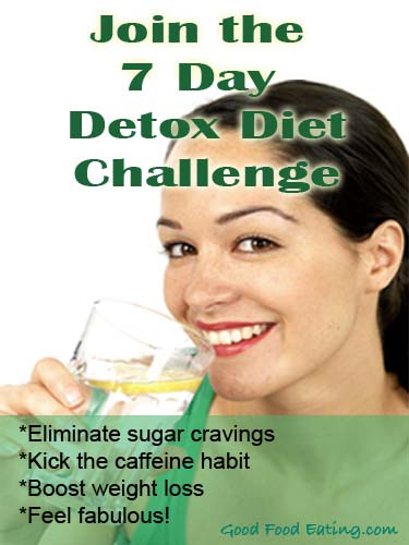 7 Day Detox Diet: Join the January 5th Challenge