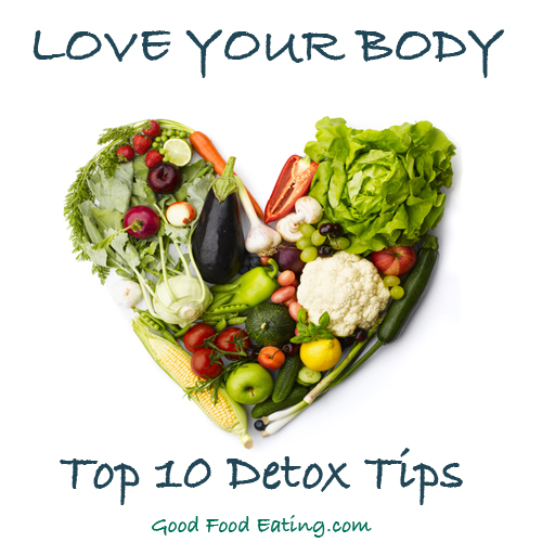 My Top 10 Detox Tips & My 10-Day Green Smoothie Cleanse has Launched!