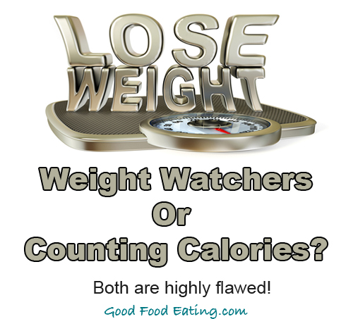 weight watchers or counting calories