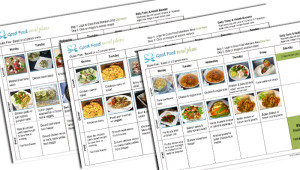 GF meal plans preview