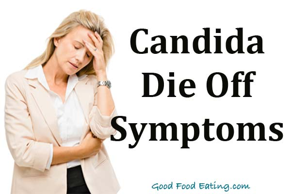 candida die off symptoms