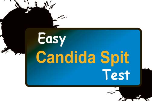 Easy Candida Spit Test