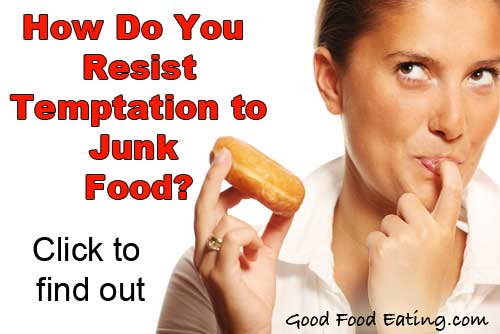 how-to-resist-junk-food