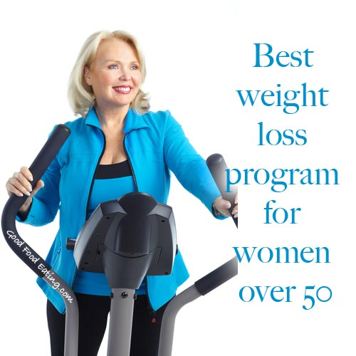 What's the best weight loss program for women over 50?