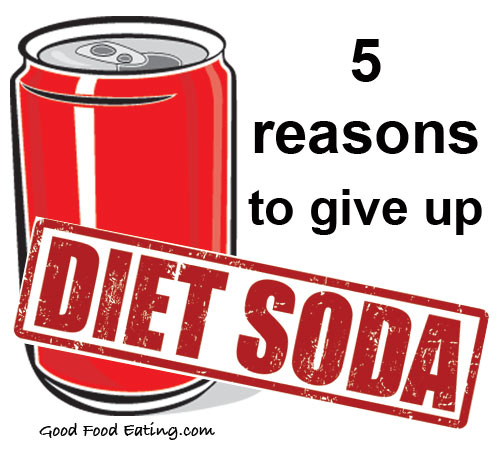 GFE Podcast #14: 5 reasons why you should give up diet soda