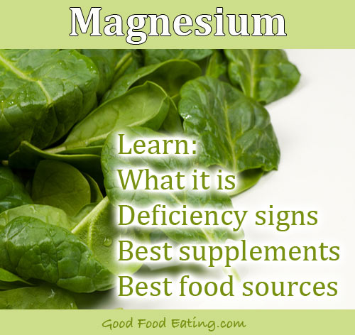 magnesium-souces-and-signs-of-deficiency
