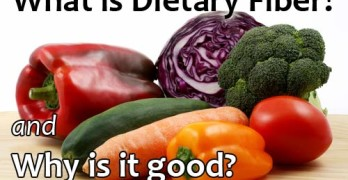 What is Dietary Fiber and why do we need it?