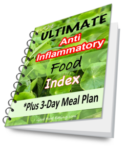 The Anti-Inflammatory Index