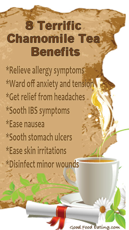 Chamomile-benefits-list