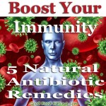 5 Natural Antibiotic Remedies