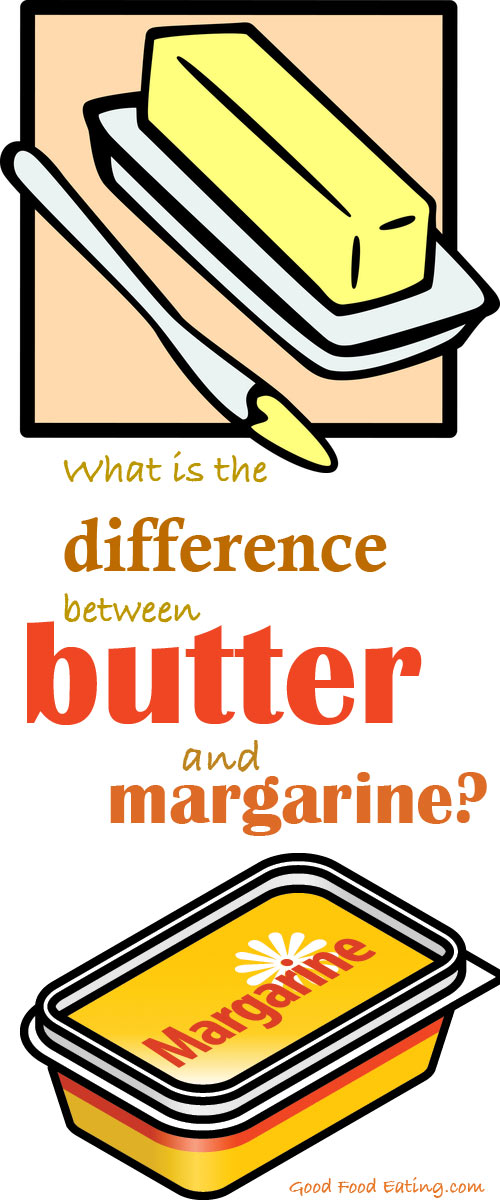 butter-and-margarine