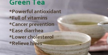 5 Helath Benefits of Green Tea