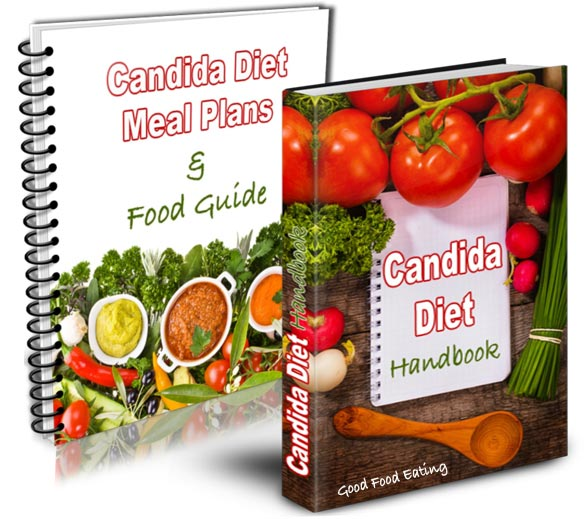 Candida Diet Hanbook & Meal Plans - Beat the candida bug!