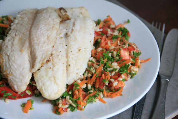 fish-and-tabbouleh