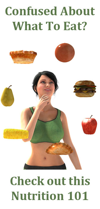 Nutrition and weight loss info to help you get started.