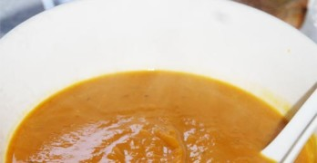 Pumpkin Soup - 4 ingredients and anti-inflammatory