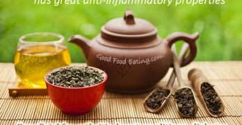 Gren tea anti-inflammatory benefits