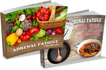 Adrenal Hanbook & meal Plans Guide