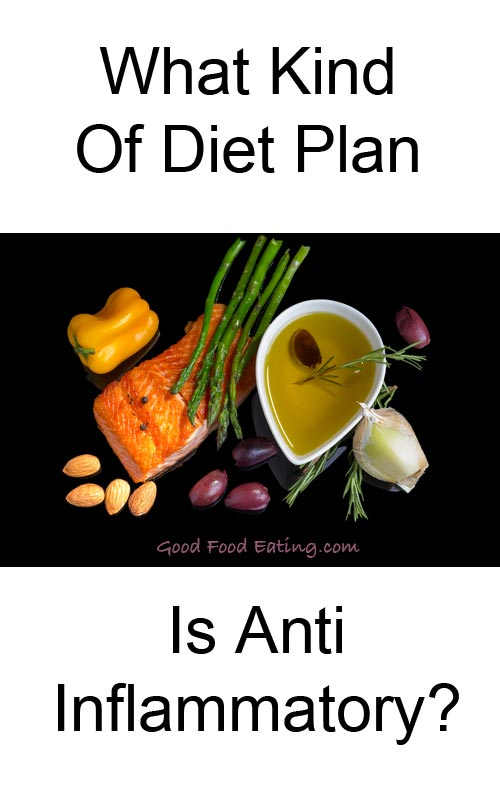 What kind of diet plan is anti-inflammatory?