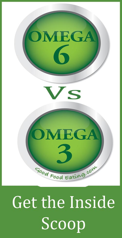 Omega 6 vs Omega 3 Fatty Acids