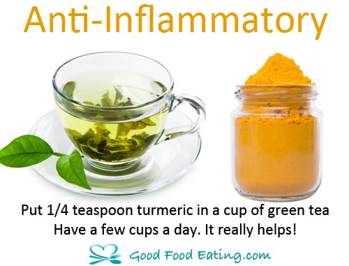 Anti-inflammatory-tea