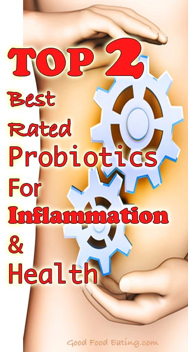 TOP 2 best rated probiotics