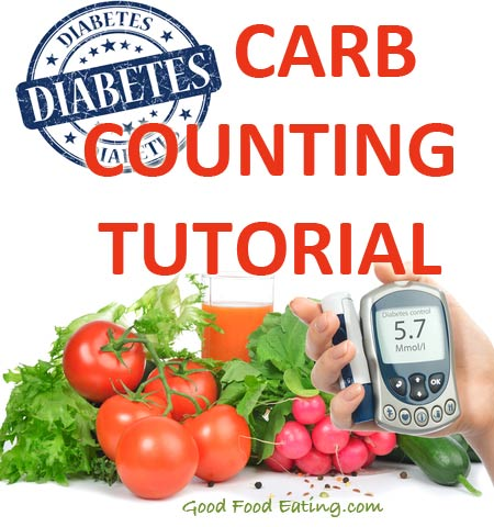 diabetes how to count carbs