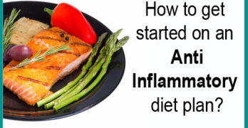 Get started on an anti-inflammatory diet plan