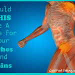 Cure for aches and pains