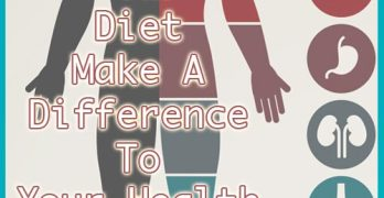 Can changing your diet make a difference to your health conditions?