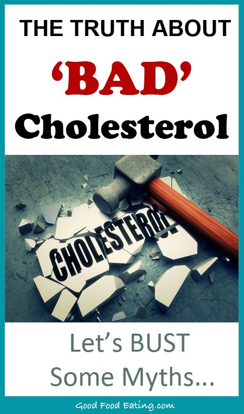 Busting myths about BAD cholesterol!!