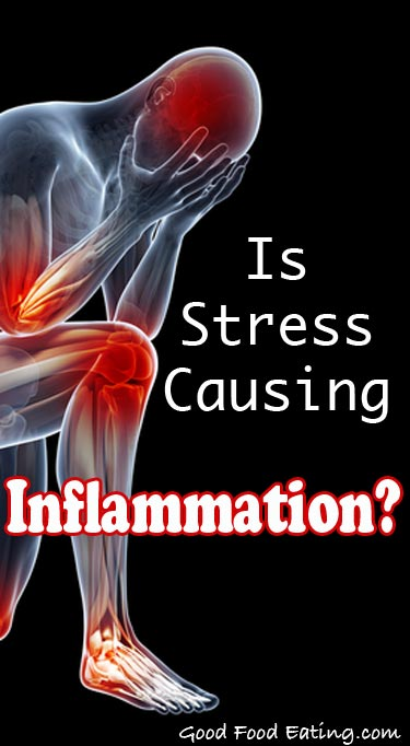 Is Stress Causing Inflammation?