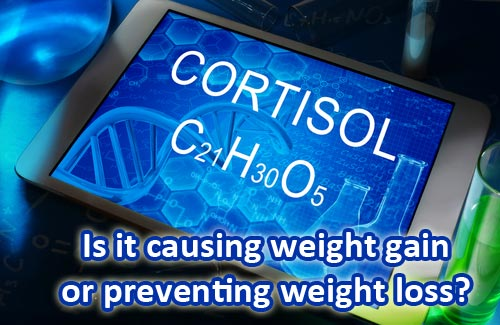 Cortisol and Weight Gain