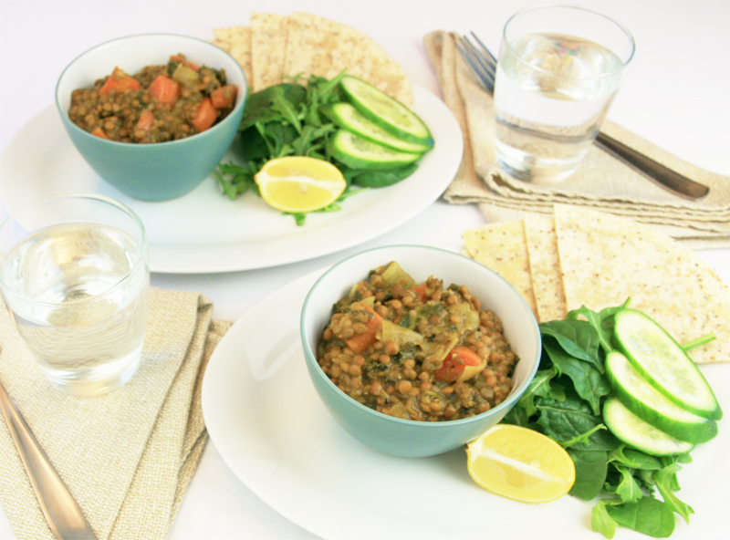 Curry Lentil Stew
