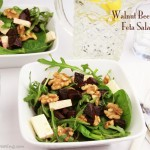 Walnut Beetroot Salad