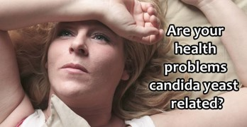 Are your health problems yeast candida related?