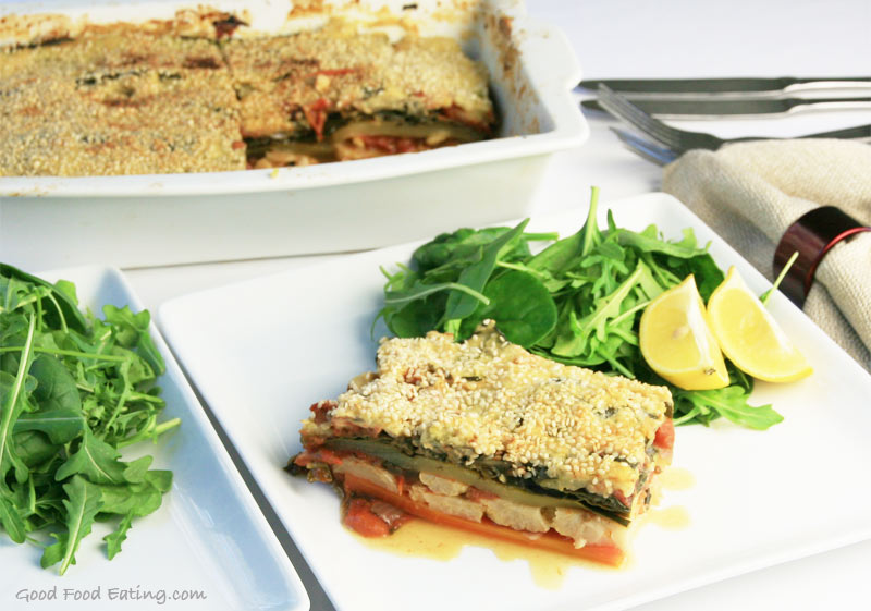 Veggie Layer Bake