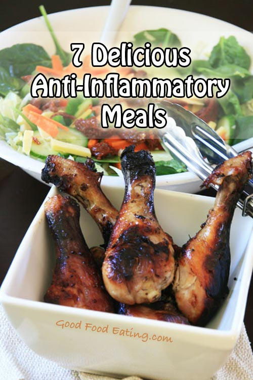 Delicious anti inflammatory meals 7 delicious anti inflammatory meals forumfinder Gallery