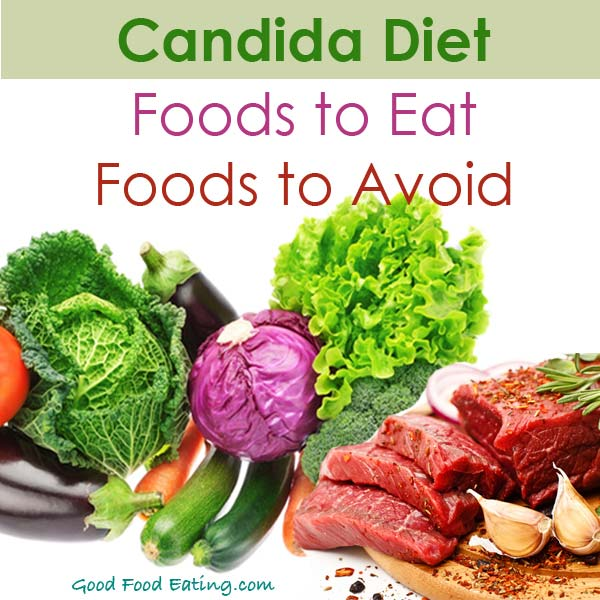 Candida Diet Foods To Avoid Stage