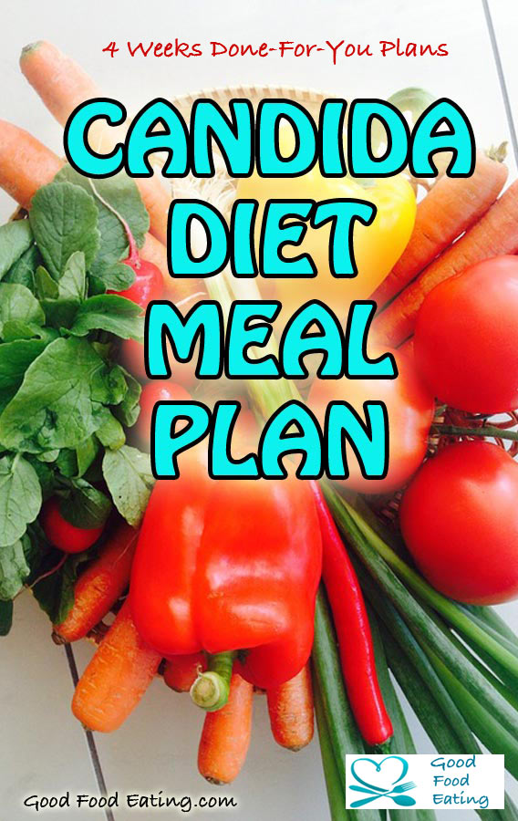 Candida Meal Plan
