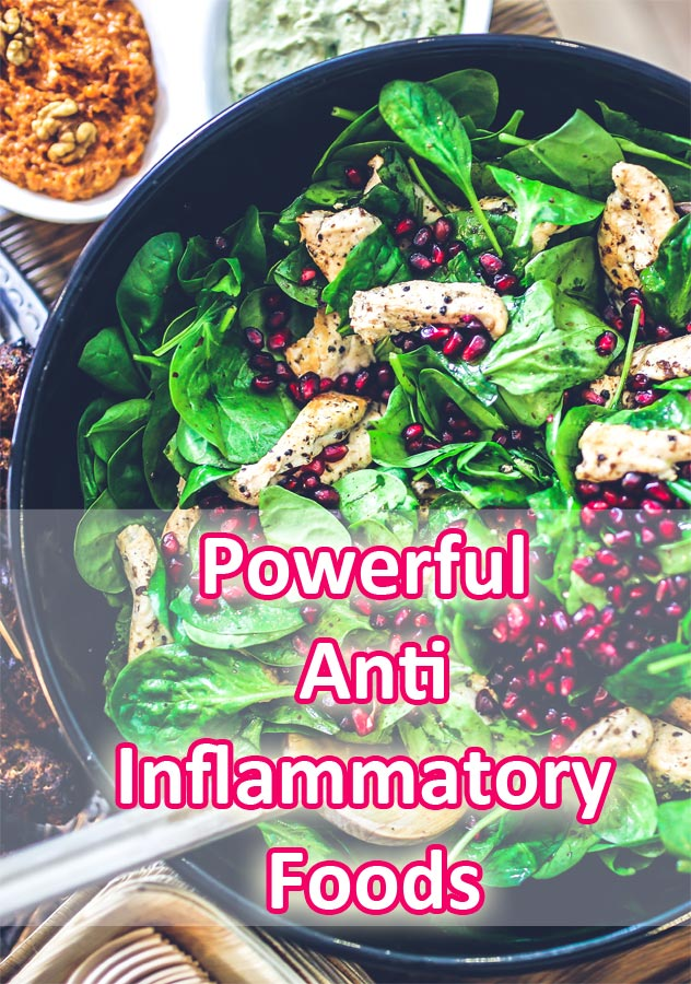 powerful antiinflammatory foods to add to your diet